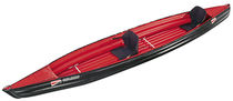 Sit-on-top kayak / inflatable / touring / 2-seater