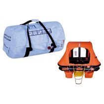 Boat liferaft / ISO 9650-1 / inflatable