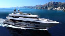 Cruising super-yacht / wheelhouse / aluminum / 7-cabin