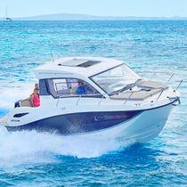 Outboard cabin cruiser / hard-top / 9-person max.