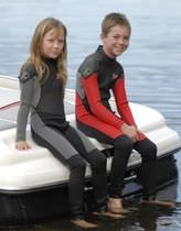 Watersports suit / wetsuit / full / child's