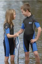 Watersports suit / wetsuit / shorty / child's