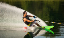 Freeride water ski
