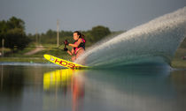 Crossover water ski / women's