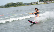 Freeride water ski / women's
