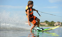 Freeride water ski / child's