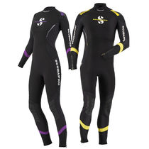 Dive suit / wetsuit / full / long-sleeve