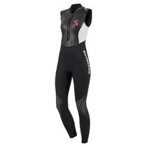 Dive suit / wetsuit / full / sleeveless