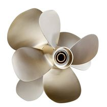 Boat propeller / fixed-pitch / double / outboard and sterndrive