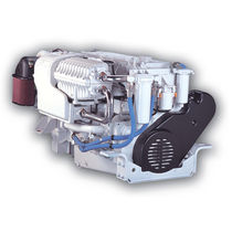 Professional vessel engine / propulsion / diesel / turbocharged
