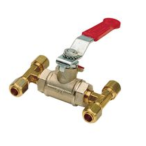 Bypass marine valve / for boats