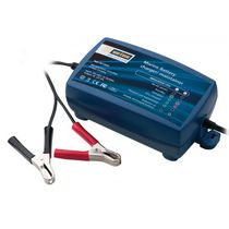 Battery charger / for boats / portable