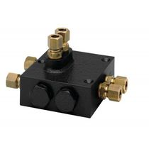 Poppet valve / anti-return / for boats