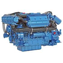 Commercial engine / inboard / diesel / direct fuel injection