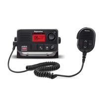 Marine radio / fixed / VHF