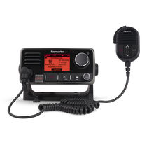 Marine radio / fixed / VHF / with integrated GPS