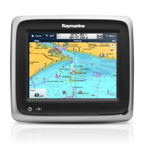 Boat display / multi-function / navigation system / control