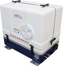 Boat generator set / diesel / with alternator