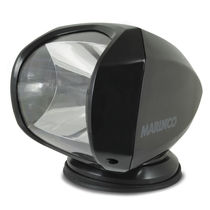 Deck floodlight / for boats / halogen