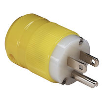 Dock electrical plug / male