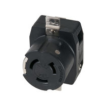 Dock electrical plug / female