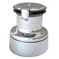 Sailboat winch / self-tailing / electric / single-speed