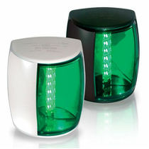 Boat navigation lights / LED / green