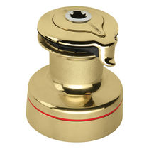 Classic sailboat winch / self-tailing / 3-speed / bronze