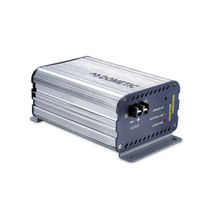 Voltage inverter-charger / DC / marine / battery
