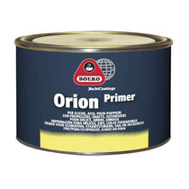 Pleasure boat primer / for propellers / spray