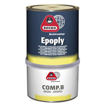 Pleasure boat primer / multi-use / two-component / epoxy