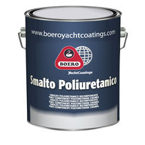 Pleasure boat paint / polyurethane / finishing / topcoat
