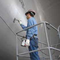Finish coat for merchant ships and professional vessels