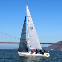 Mainsail / for one-design sailboats / Dacron®