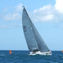 Mainsail / for one-design sailboats / Melges 32