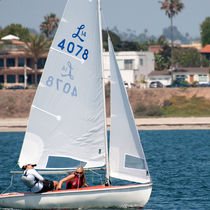 Mainsail / for sailing dinghies / Lido 14