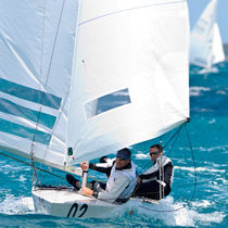 Jib / for one-design sport keelboats / Star