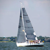Mainsail / for one-design sailboats / membrane