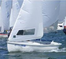 Jib / for sailing dinghies / Lido 14