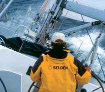 Sailboat mast / furling / aluminum