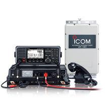 Marine radio / fixed / VHF / HF