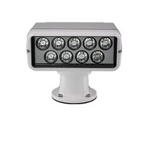 Search floodlight / for boats / LED / remote-controlled