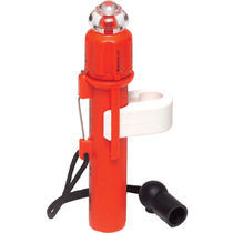 Strobe light / marine / for inflatable lifejackets