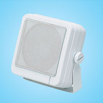 Boat speaker / with mounting bracket / plastic