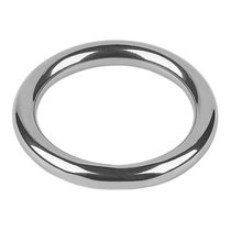 Sailboat ring / round / stainless steel