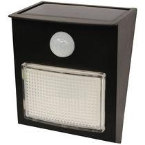 LED light / wall-mount / battery-powered / solar