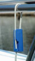 Boat fender adjuster