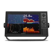 Chart plotter / sonar / GPS / marine