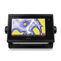 Chart plotter / sonar / GPS / for boats