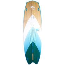 Twin-tip kiteboard / freeride / wave